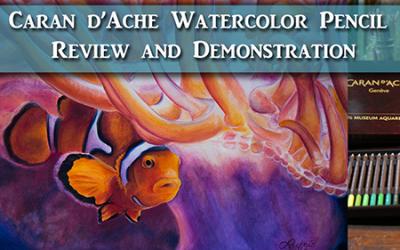 Watercolor Pencil Review & Tips