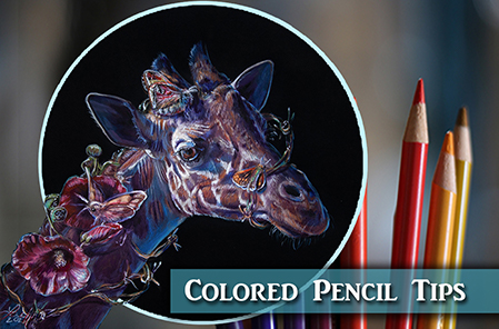 Colored Pencil Tips for Realistic Drawings