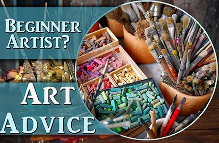 Advice for beginner artists