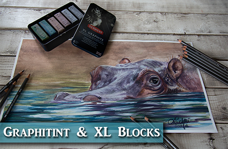 How to use Graphitint & XL Graphite Blocks