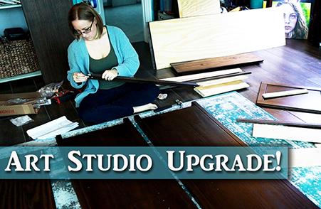 Art Studio Upgrade