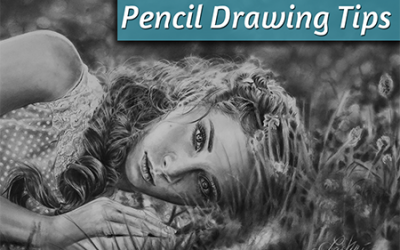 Drawing A Realistic Pencil Portrait