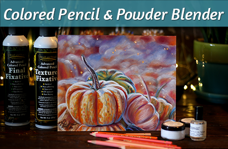 Colored Pencil Blending Tips