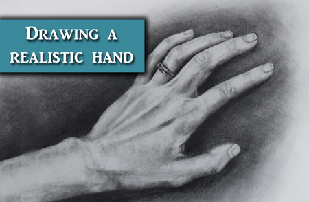 How to Draw a Realistic Hand