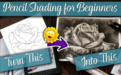 Pencil Shading for Beginners on a Budget