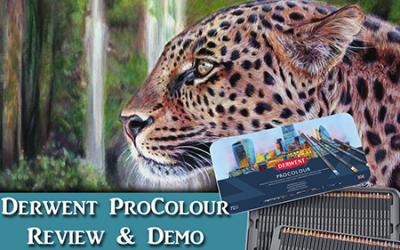 Derwent Procolour Colored Pencil Review