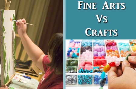 Q&A Can you be a Crafter & a Fine Artist?