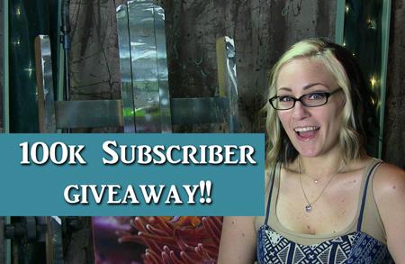 100k Subscriber Giveaway