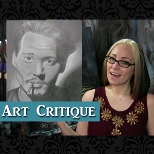 Critique – graphite Johnny Depp