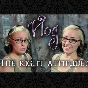 Do you display the right attitude when you post on facebook or twitter?