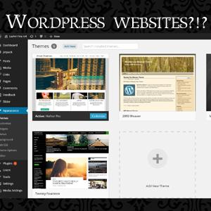 My experience with WordPress