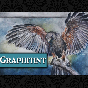 Derwent Graphitint review and demonstration