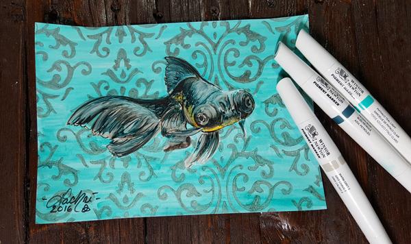 goldfishmarker