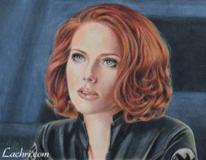 improving in colored pencil portraits lachri fine art